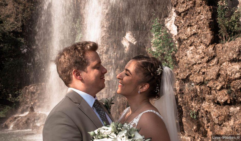 Le mariage de Ben et Audrey à Antibes, Alpes-Maritimes
