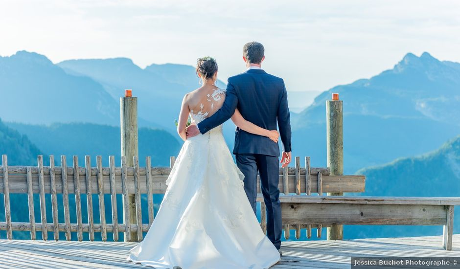 Le mariage de Adrien et Alexia à Annecy, Haute-Savoie
