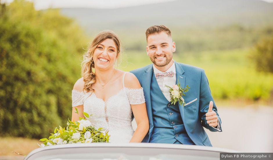 Le mariage de Teddy et Julie à La Bouilladisse, Bouches-du-Rhône