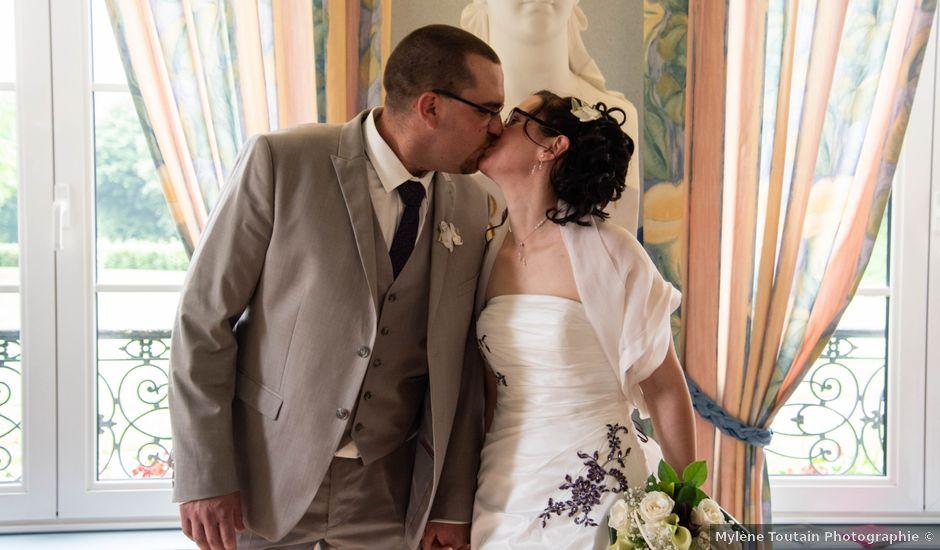Le mariage de Brice et Sophie à Flers, Orne