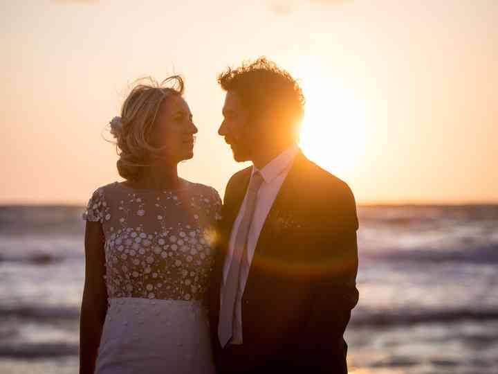 Le mariage de Ange et Clémence