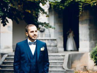 Le mariage de Sophie et Julien 1