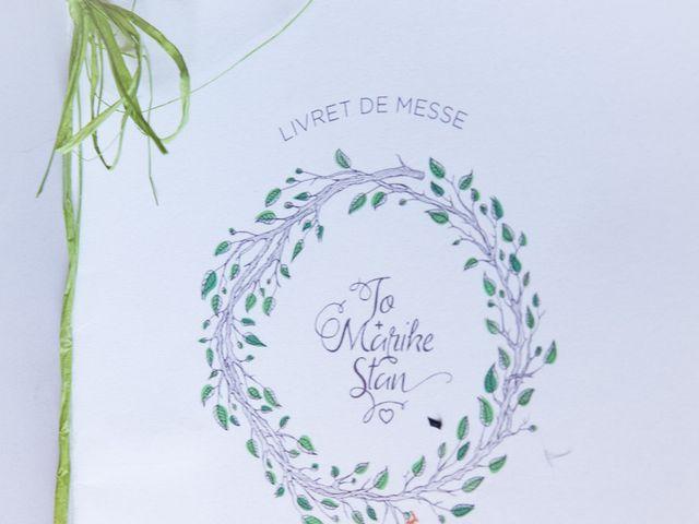 Le mariage de Jonas et Marike à Miradoux, Gers 11