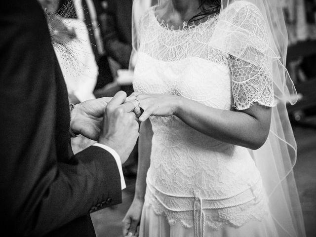 Le mariage de Jonas et Marike à Miradoux, Gers 4