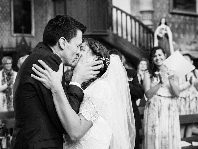 Le mariage de Jonas et Marike à Miradoux, Gers 2