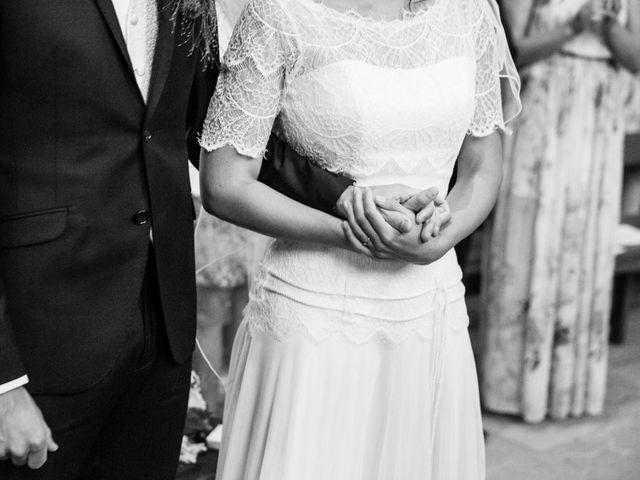 Le mariage de Jonas et Marike à Miradoux, Gers 5