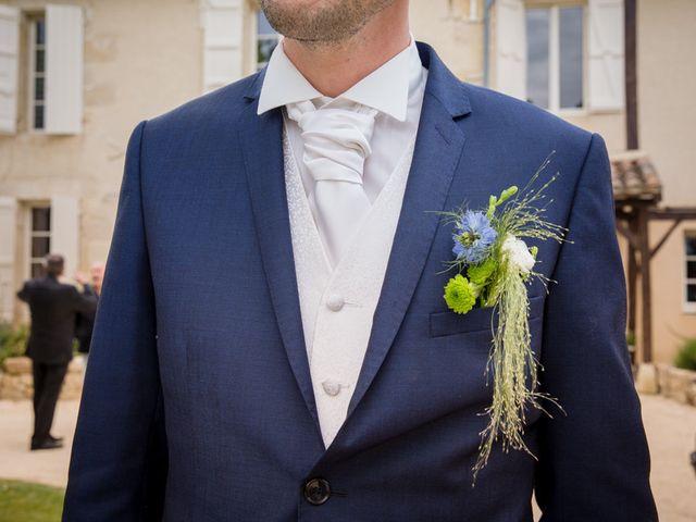 Le mariage de Jonas et Marike à Miradoux, Gers 23