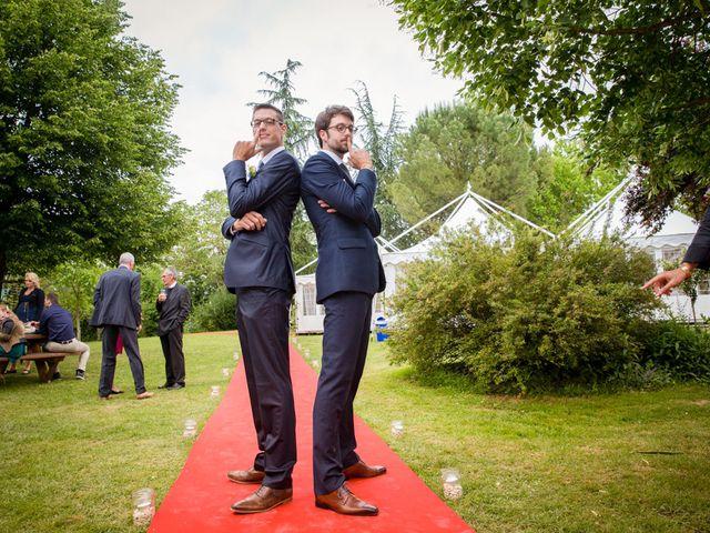 Le mariage de Jonas et Marike à Miradoux, Gers 22