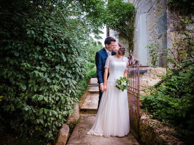 Le mariage de Jonas et Marike à Miradoux, Gers 25