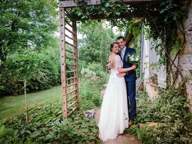 Le mariage de Jonas et Marike à Miradoux, Gers 26