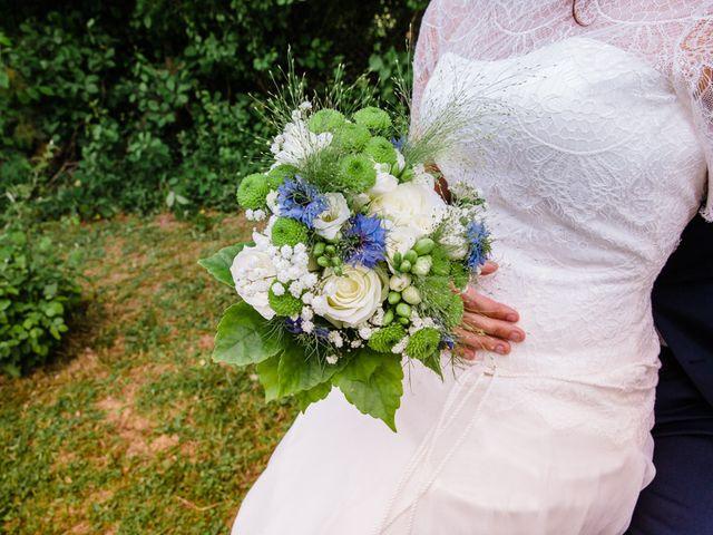 Le mariage de Jonas et Marike à Miradoux, Gers 33