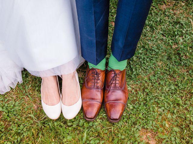 Le mariage de Jonas et Marike à Miradoux, Gers 34