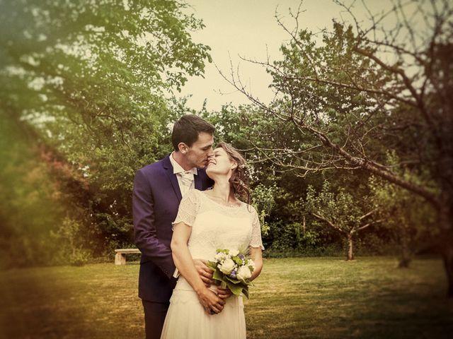 Le mariage de Jonas et Marike à Miradoux, Gers 31