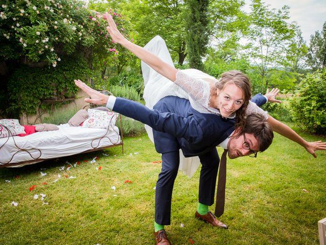 Le mariage de Jonas et Marike à Miradoux, Gers 30
