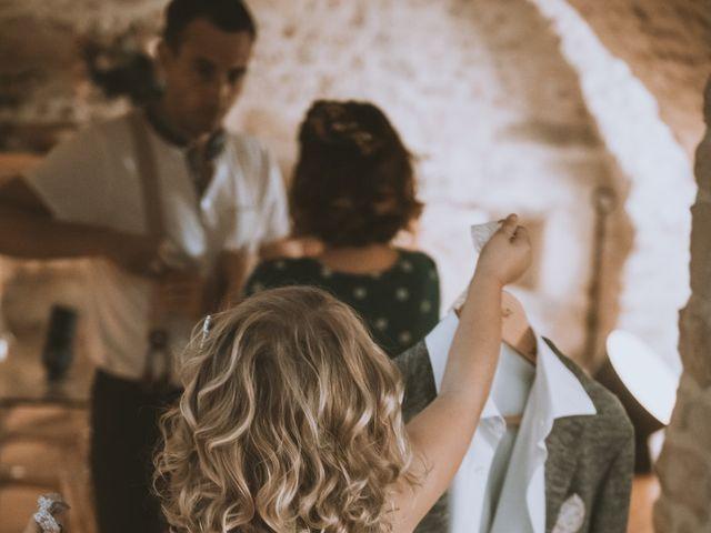 Le mariage de Sébastien et Coralie à Sancerre, Cher 13