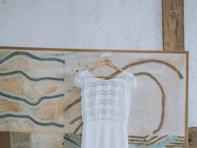 Le mariage de Sébastien et Coralie à Sancerre, Cher 17