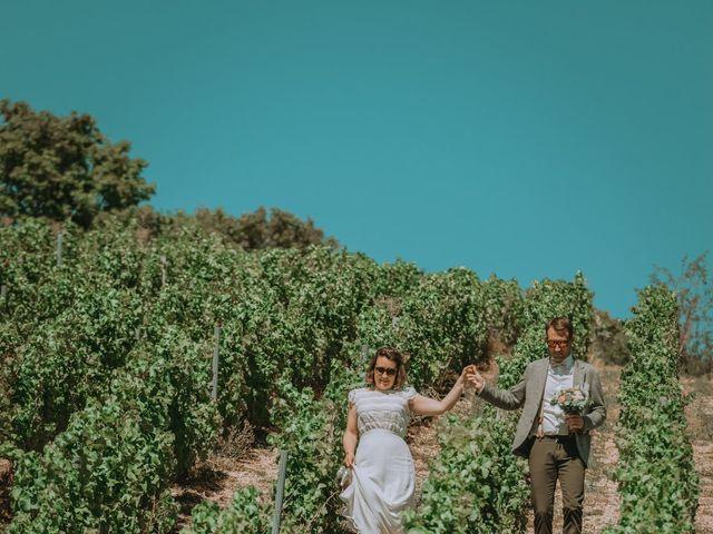 Le mariage de Sébastien et Coralie à Sancerre, Cher 39