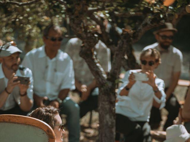 Le mariage de Sébastien et Coralie à Sancerre, Cher 40