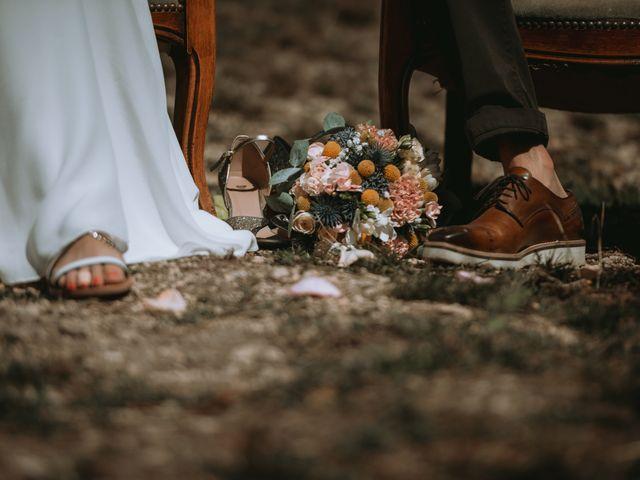 Le mariage de Sébastien et Coralie à Sancerre, Cher 41