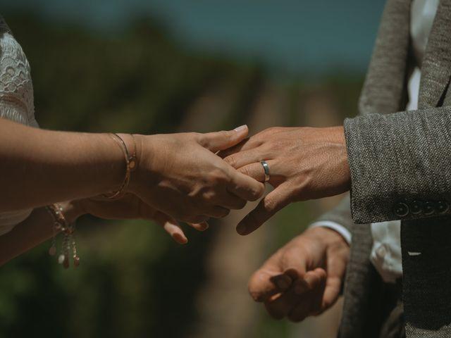 Le mariage de Sébastien et Coralie à Sancerre, Cher 43