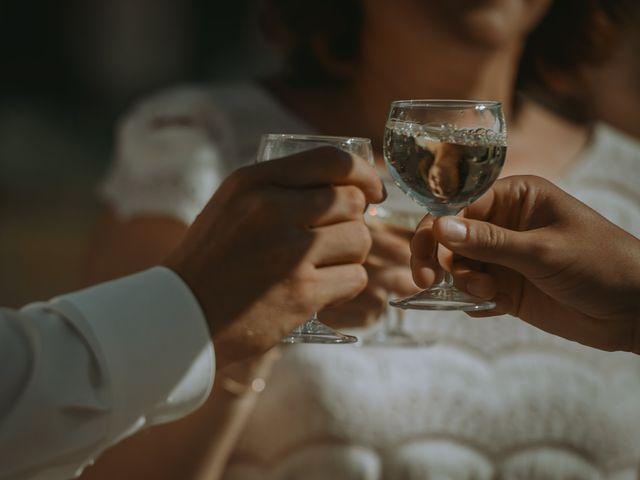 Le mariage de Sébastien et Coralie à Sancerre, Cher 45