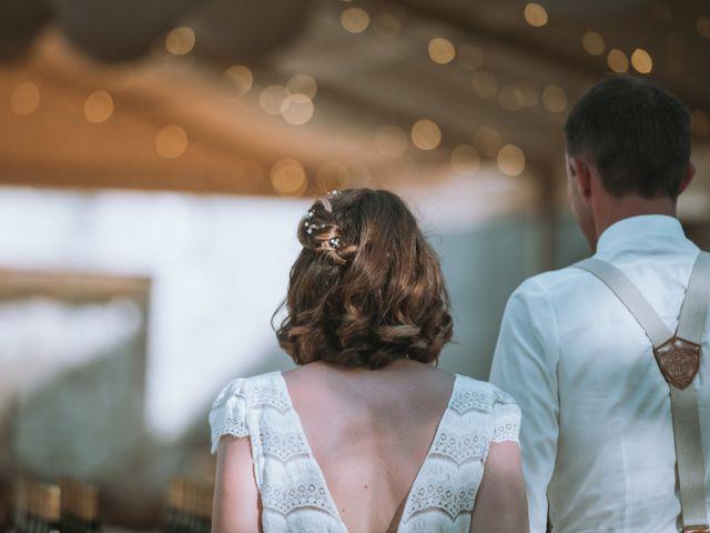 Le mariage de Sébastien et Coralie à Sancerre, Cher 51