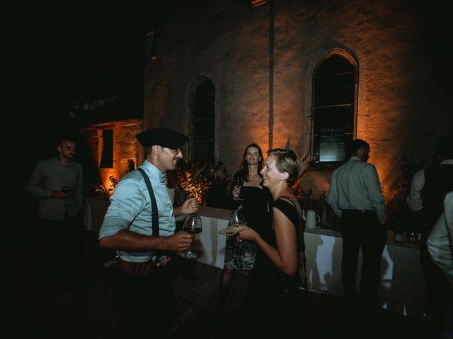 Le mariage de Sébastien et Coralie à Sancerre, Cher 58