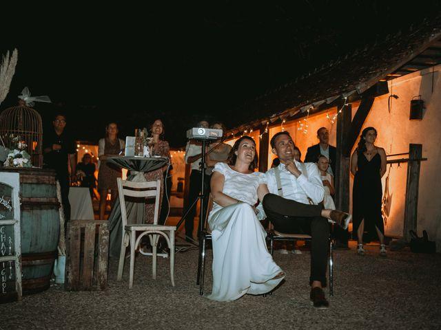 Le mariage de Sébastien et Coralie à Sancerre, Cher 59