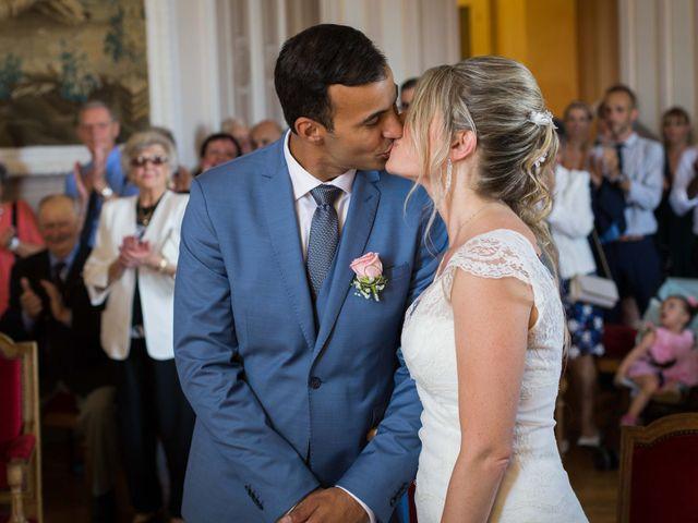Le mariage de Sabine et Xavier