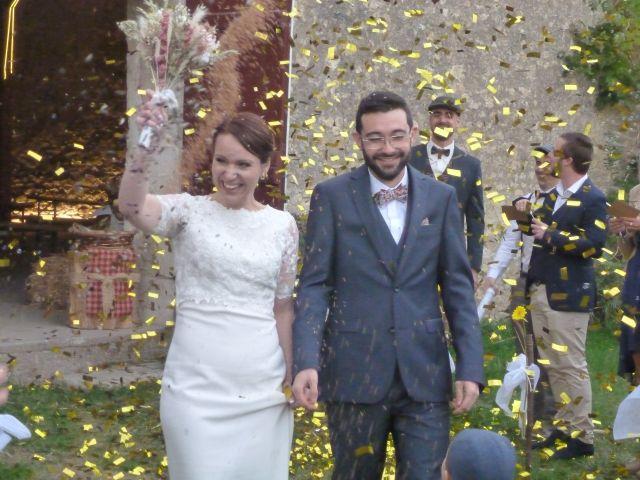 Le mariage de Romain et Elsa