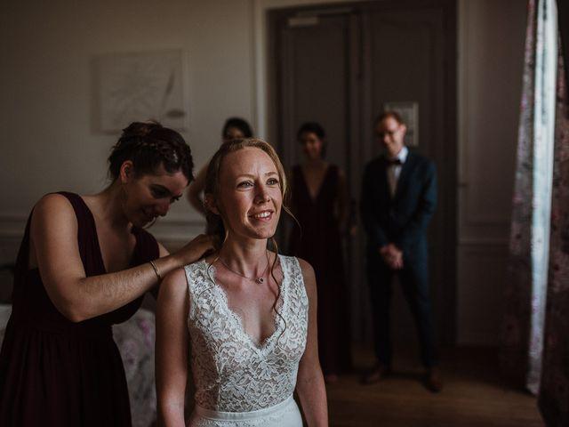 Le mariage de Arnaud et Clémence à L'Honor de Cos, Tarn-et-Garonne 22