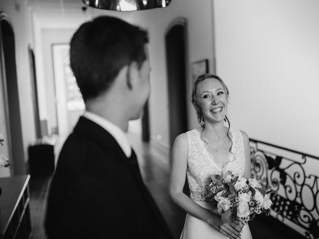 Le mariage de Arnaud et Clémence à L'Honor de Cos, Tarn-et-Garonne 30