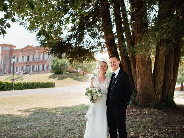 Le mariage de Arnaud et Clémence à L'Honor de Cos, Tarn-et-Garonne 34