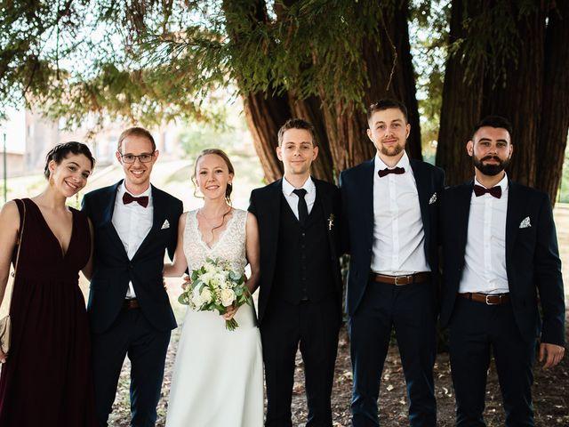 Le mariage de Arnaud et Clémence à L'Honor de Cos, Tarn-et-Garonne 40