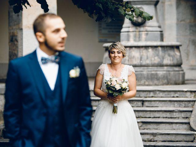 Le mariage de Julien et Sophie à Besançon, Doubs 3