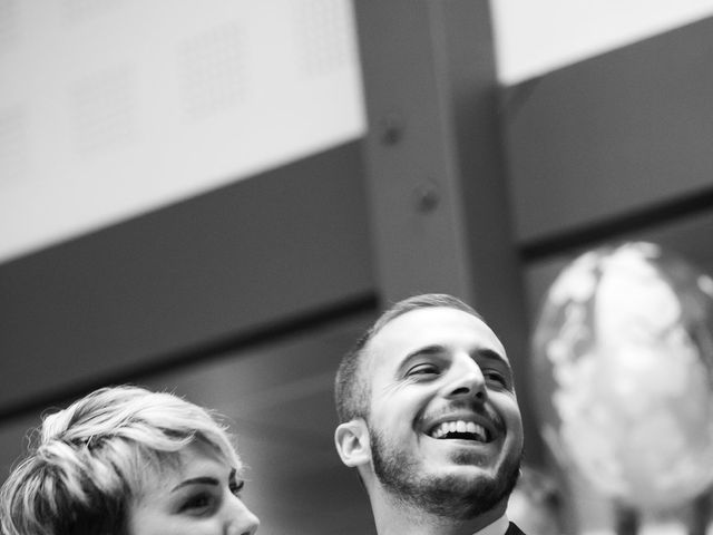 Le mariage de Julien et Sophie à Besançon, Doubs 22
