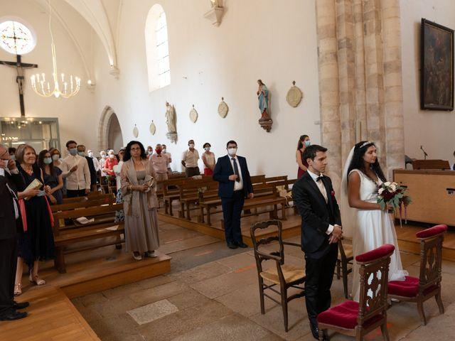 Le mariage de Corentin et Isabelle à Corcelles-lès-Cîteaux, Côte d'Or 11