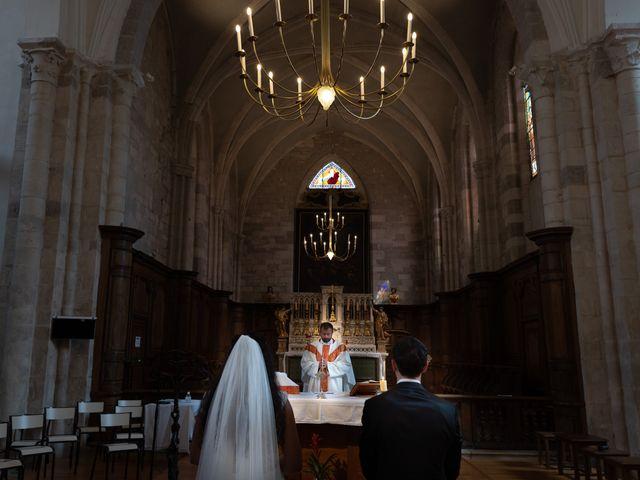 Le mariage de Corentin et Isabelle à Corcelles-lès-Cîteaux, Côte d'Or 12