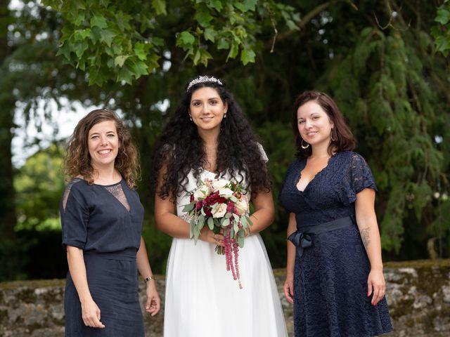 Le mariage de Corentin et Isabelle à Corcelles-lès-Cîteaux, Côte d'Or 20