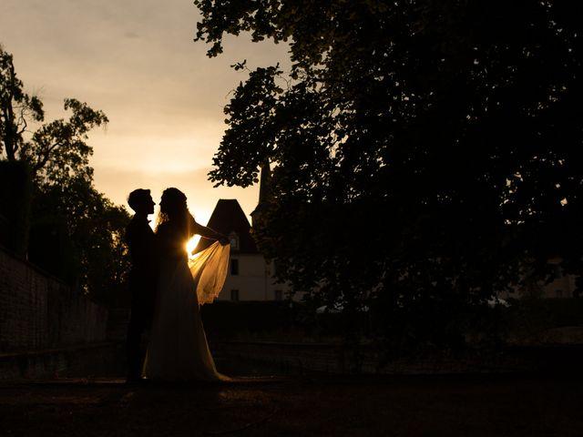 Le mariage de Corentin et Isabelle à Corcelles-lès-Cîteaux, Côte d'Or 29