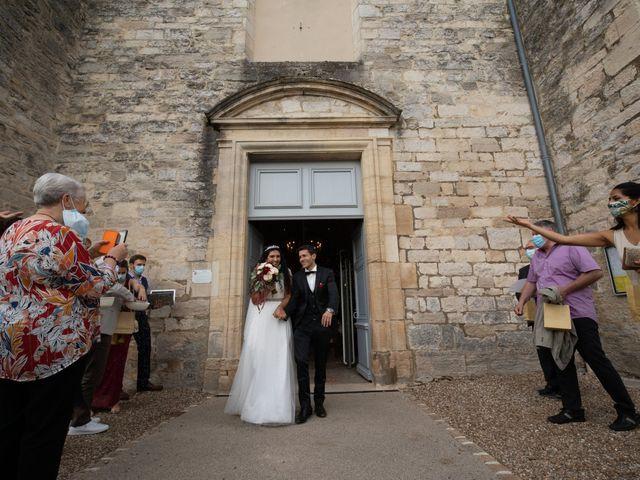 Le mariage de Corentin et Isabelle à Corcelles-lès-Cîteaux, Côte d'Or 41