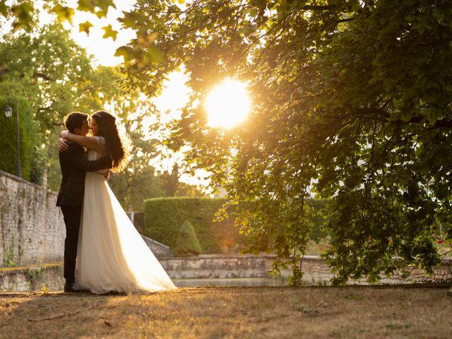 Le mariage de Isabelle et Corentin