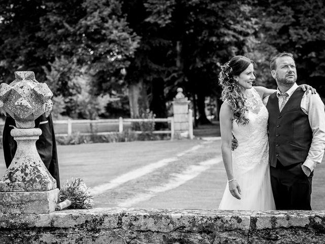 Le mariage de Cedric et Amelie à Voulon, Vienne 12