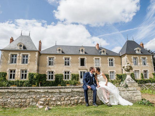 Le mariage de Cedric et Amelie à Voulon, Vienne 13