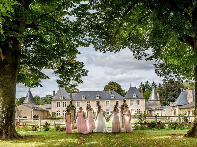 Le mariage de Cedric et Amelie à Voulon, Vienne 17