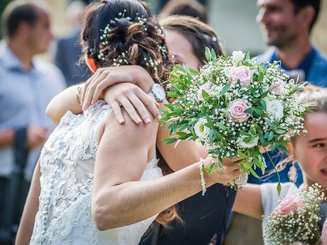 Le mariage de Cedric et Amelie à Voulon, Vienne 44