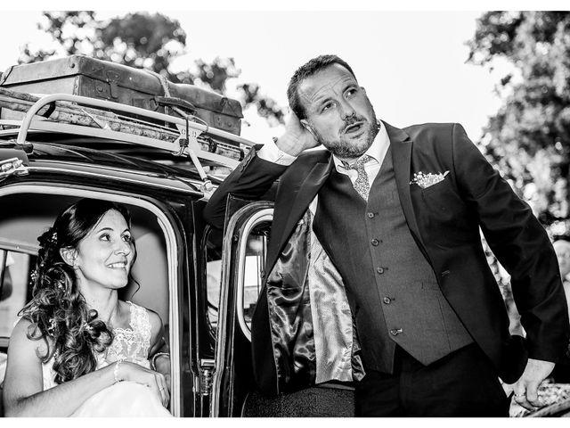 Le mariage de Cedric et Amelie à Voulon, Vienne 57