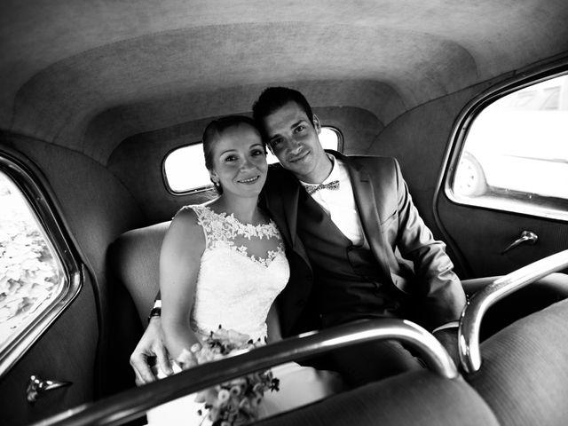 Le mariage de Benjamin et Valérie à Saint-Lizier-du-Planté , Gers 2