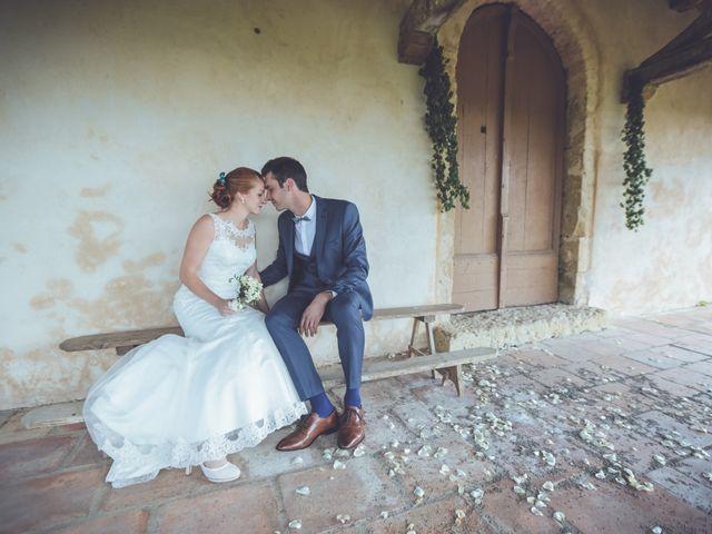 Le mariage de Benjamin et Valérie à Saint-Lizier-du-Planté , Gers 3