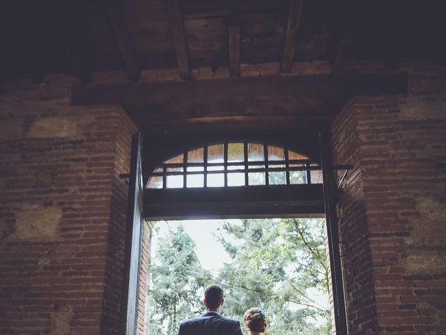 Le mariage de Benjamin et Valérie à Saint-Lizier-du-Planté , Gers 4
